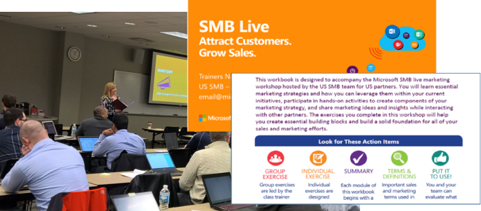EMM Trains Partners For Microsoft's SMB Live